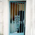 Porte de style 1930
