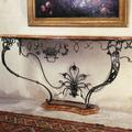 Restauration Console Louis XV